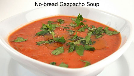 Staple Recipes for Fresh Tomatoes: Gazpacho Soup