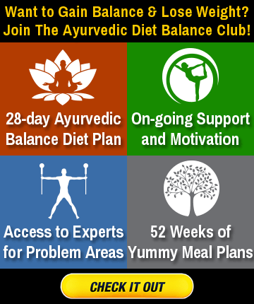Master the Ayurveda Body Type System - Join Ayurveda Diet Balance Club Today!