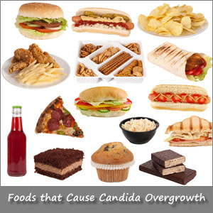 Candida Diet Guidelines - Foods to Avoid