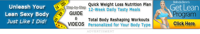 Get Lean Program: Quick Weight Loss Step-by-Step Guide and Video Coaching