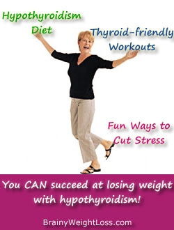 Succeeding at Losing Weight With Hypothyroidism
