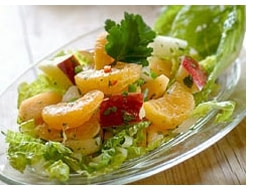 Prepare yummy dishes with a mix of veggies and fruits from the list of negative calorie food