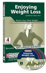 Enjoying Weight Loss Hypnosis Instructions