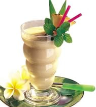 Get the Health Benefits Of Flaxseed Oil with a Pineapple Smoothie