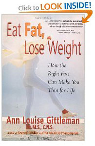 Dr.Ann Louise Gittleman on Fats and Nutrition