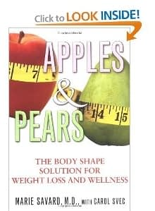 Apples And Pears - The Body Shape Solution For Weight Loss & Wellnes