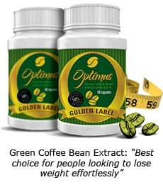 Quick Weight Loss Supplements: Green Coffee Beans