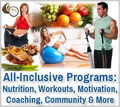 All-inclusive Weight Loss Programs that Work Synergistically