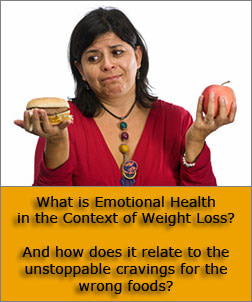 What is Emotional Health in the Context of Weight Loss?