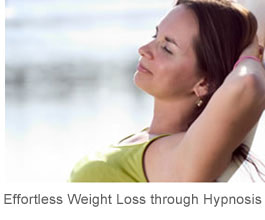 Effortless Weight Loss through Hypnosis