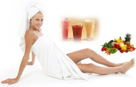 Steps to Losing Weight: Total Body Cleanse