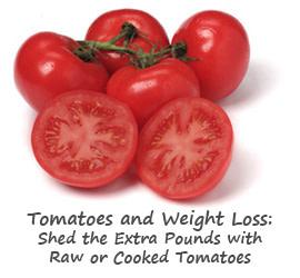 Weight Loss and Health Benefits of Tomatoes
