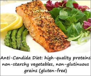 Candida Diet Guidelines For Foods & Supplements: Natural