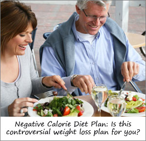 Negative Calorie Diet Plan: Is this Controversial Weight Loss Plan for You?