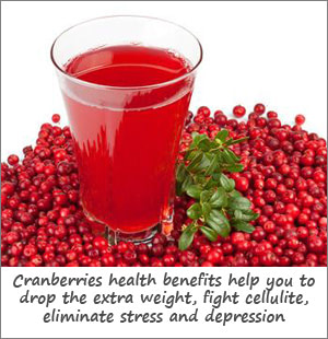 Cranberries Health Benefits Go Way Beyond Weight Loss