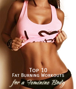 Top 10 Fat Burning Workouts with Video Samples to Choose the right One for You
