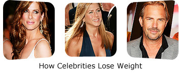 How Celebrities Lose Weight