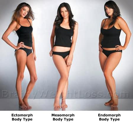 "The Answer to Your Question, ""What is My Body Type?"