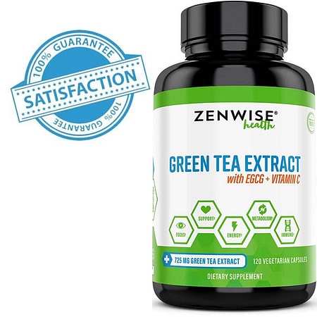 Fat Burning Supplements: Green Tea Extract Benefits