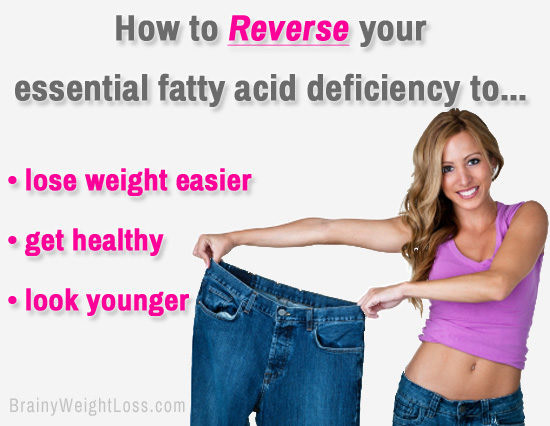 How to Reverse Your Essential Fatty Acid Deficiency