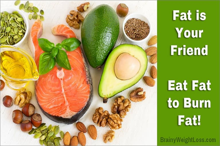 Eat Fat Lose Weight: The Right Fats for Weight Loss