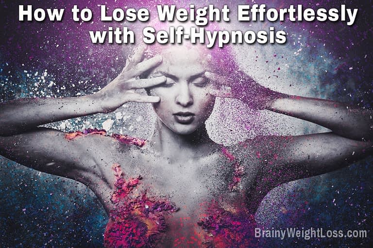 Self Hypnosis For Weight Loss: Choose The Right Hypnosis