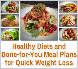 Weight Loss Diets & Meal Plans