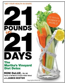 Raw Diet Weight Loss Book: 21 Pounds in 21 Days