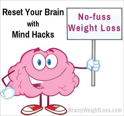 Tips for Losing Weight Fast - Reset Your Brain